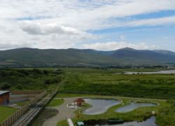 The View from the tower -3, Tralee Bay Wetlands