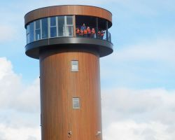 The Viewing Tower -4, Tralee Bay Wetlands