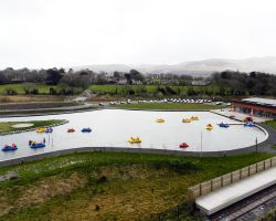 Tralee Bay Wetlands Activity Lake 1