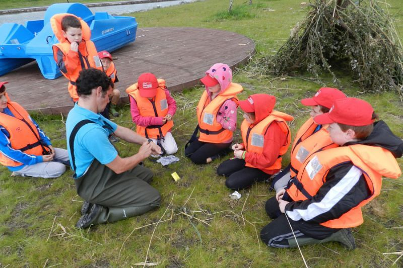 Kids Camp at Tralee Bay Wetlands (1)