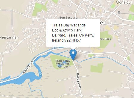 Directions to Tralee Bay Wetlands